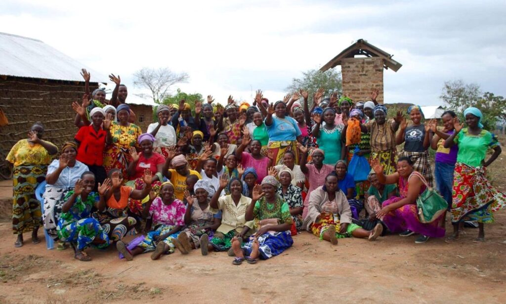 Projekt Nikumbuke gor skillnad för kvinnor